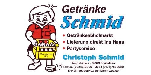 Getränke Schmid