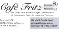 Cafe Fritz