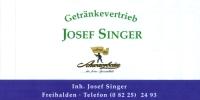 Getränke Singer