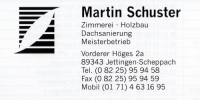 Schuster Martin